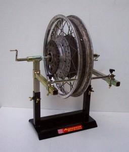 Wheel Trueing Jig