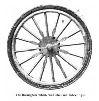 Buckingham Wheel ca 1903